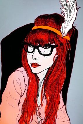 Louise Ebel Miss Pandora