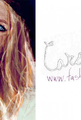 Carolina Engman of FashionSquad