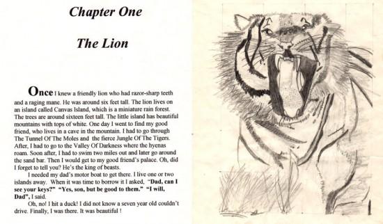The Loyal Lion