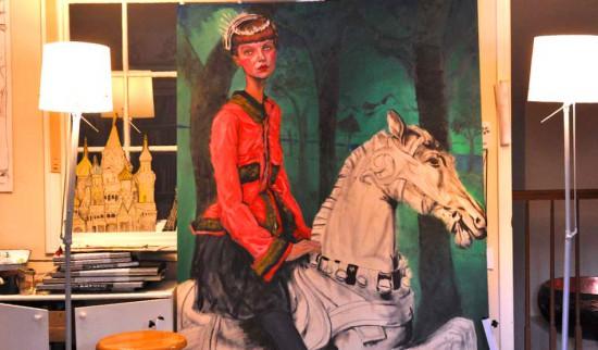 Day 3 – Horse Girl