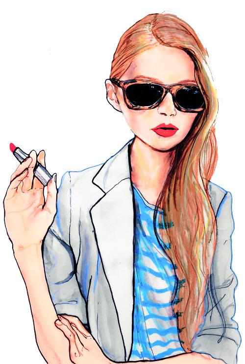 FashionSquad by Carolina Engman
