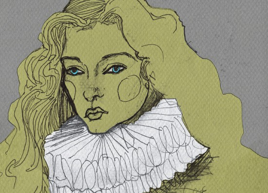 Vlada and My Sketchbook