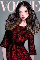 Ali Michael Vogue Latin America