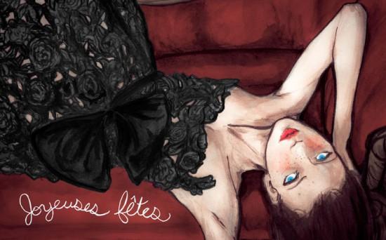 Joyeuses Fêtes From Lancôme + Me