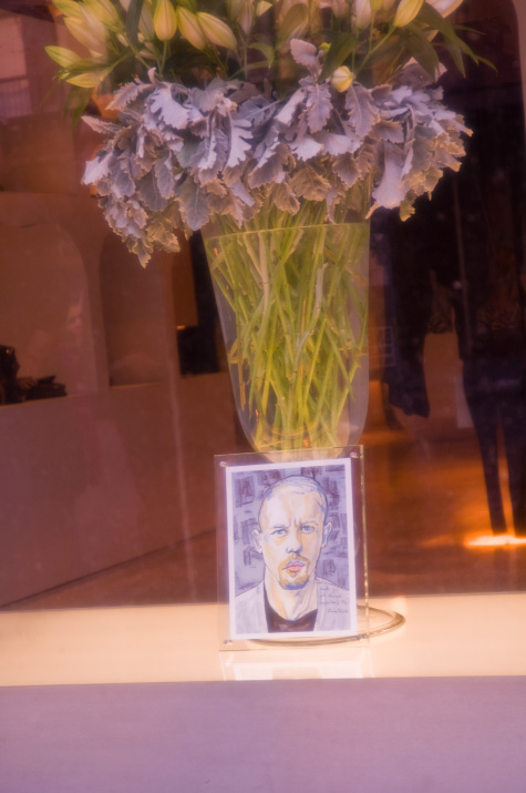 Paying Respects Lee Alexander McQueen