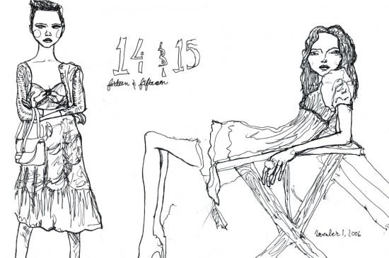 Lily & Gemma Book Picnic CSB 14 & 15