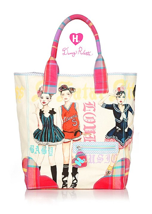 Gwen Stefani's Harajuku Lovers Collaboration – Part 2