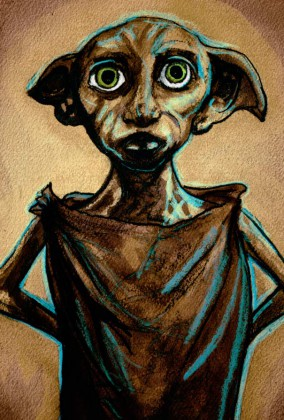 Tribute to Dobby the House Elf