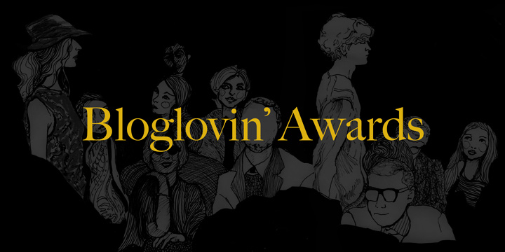 The Bloglovin Awards