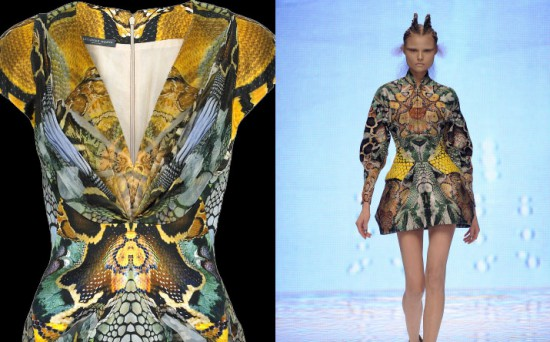 One Year Later Tribute to Alexander McQueen