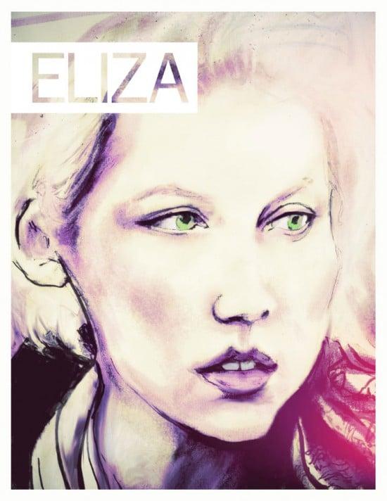 Sarah Jaffe for ELIZA Magazine