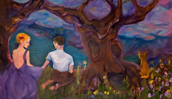 Oil Painting Sneak Peak