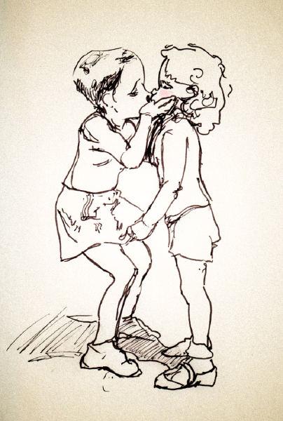 The Boy & Girl
