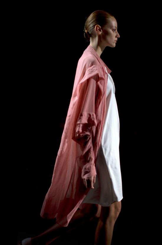 Anrealage Spring 2012 Tokyo Fashion Week