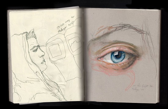 Sketches From Tokyo Pt. 1