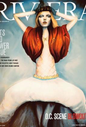 My Riviera Magazine Cover