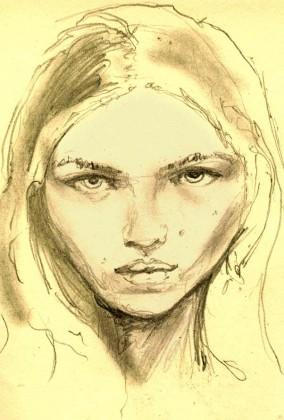 Rasa Zukauskaite Sketch