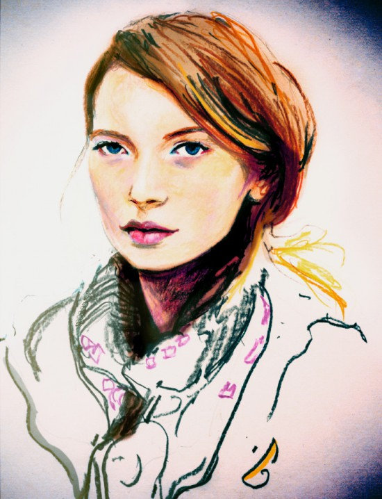 Mona Johannesson Painting
