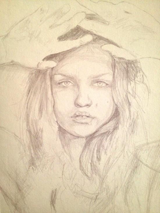 Rasa Zukauskaite Concept Sketch