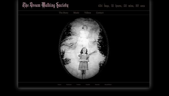 The Dream Walking Society Website!