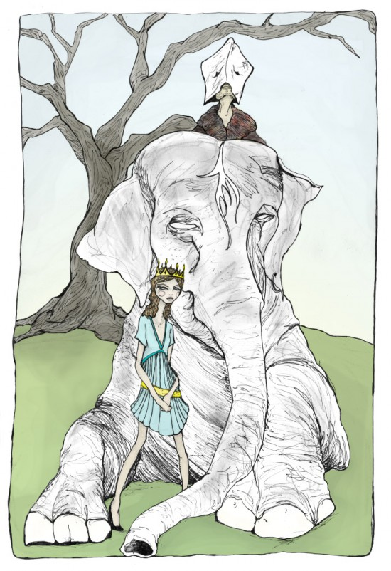 Josette & the Elephant King