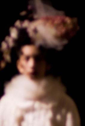 Flowers through the Fog - Japan Fashion Week