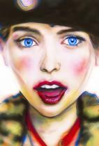 Ali Michael Poppy's & Color