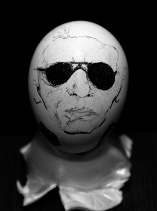 Karl Eggerfeld the Easter Edition
