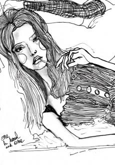 Gemma Ward CSB 101