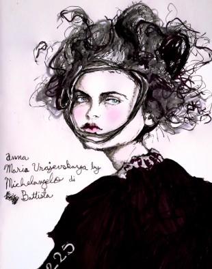 Anna Mariya Urazhevskaya #225