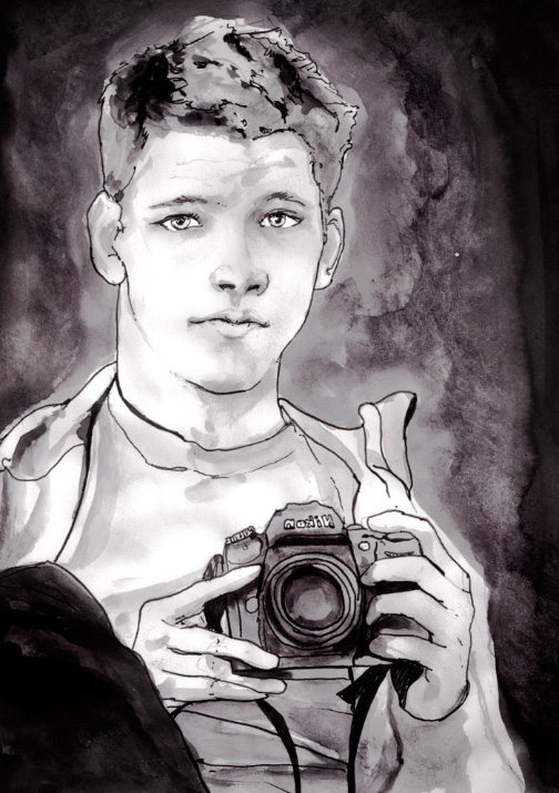 A Self-Portrait for Models.com