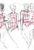 Fashion Drawing SkillShare Art Class