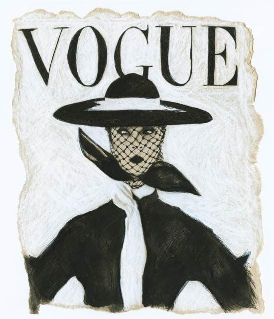Irving Penn Vogue 1950
