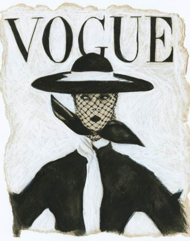 Irving Penn Vogue 1950
