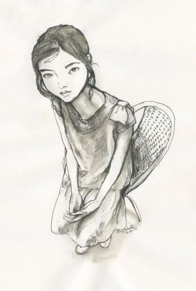 Jung Hye Won - Breakfast Sketch
