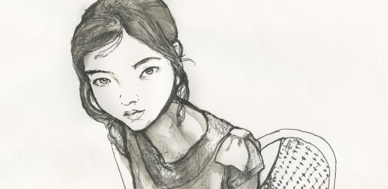 Jung Hye Won – Breakfast Sketch