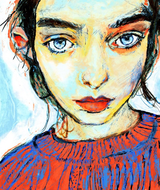 Laura O'Grady – Scratchboard
