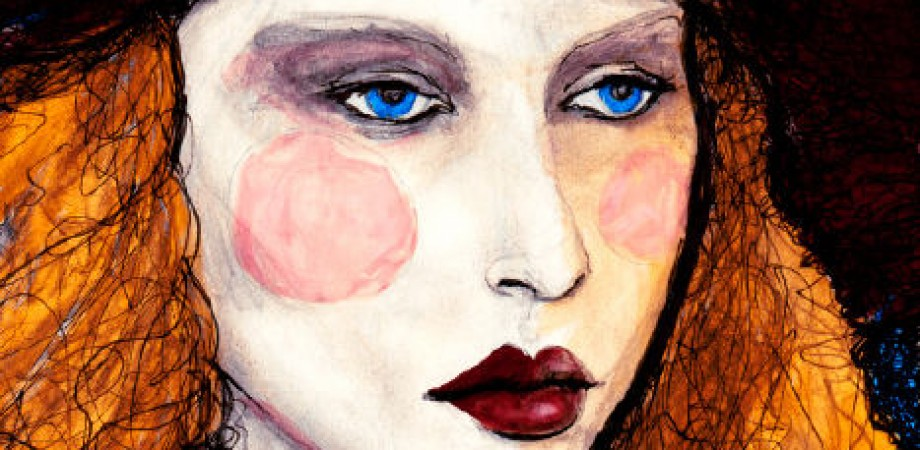 Danny roberts paints Fashion Week Daily Cover At New york Fashion Week Spring 2011