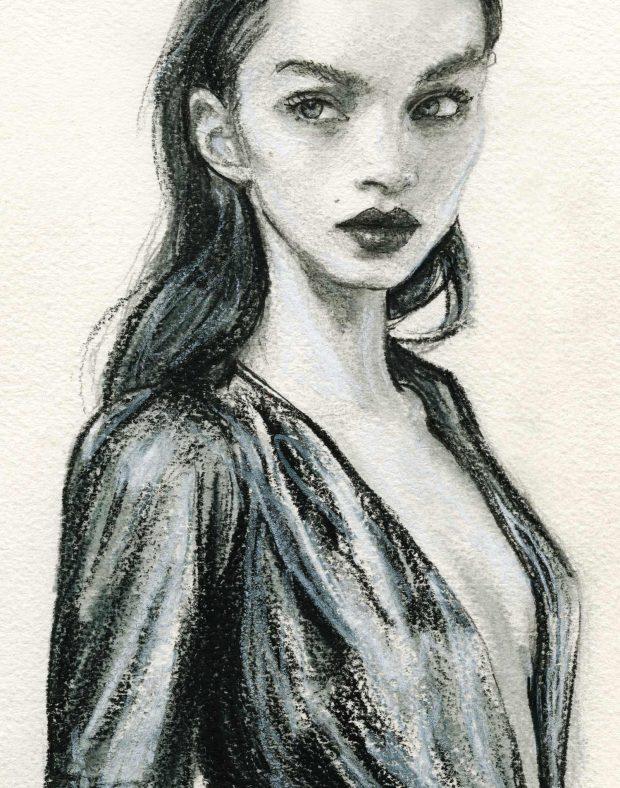 Artist Danny Roberts Luma Grothe portrait