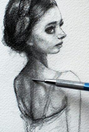 Postnova Stanislava - Ballerina Study