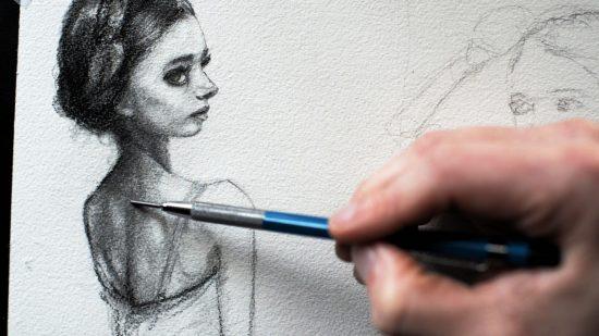 Postnova Stanislava – Ballerina Study
