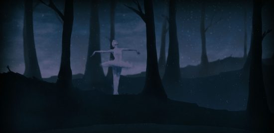 The Ballerina Animation