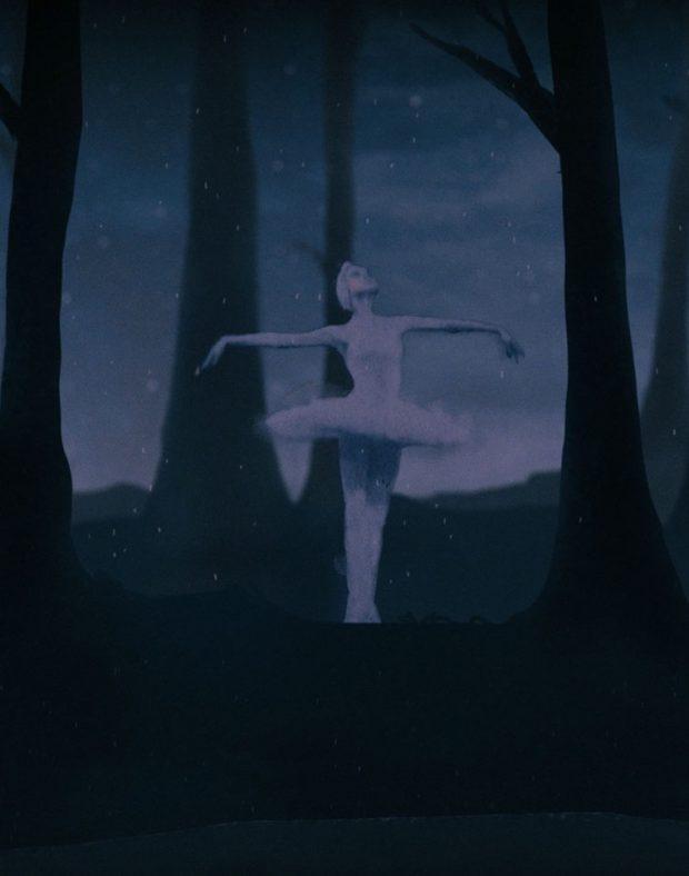 The Ballerina Animation
