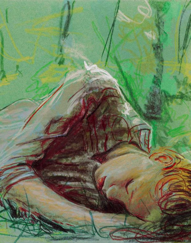 Julia Hafstrom – Sleeping Beauty