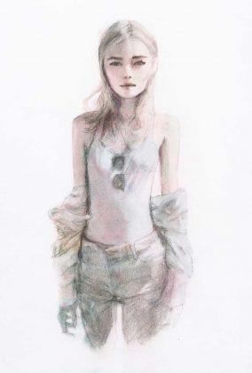 Anabela Belikava Sketch