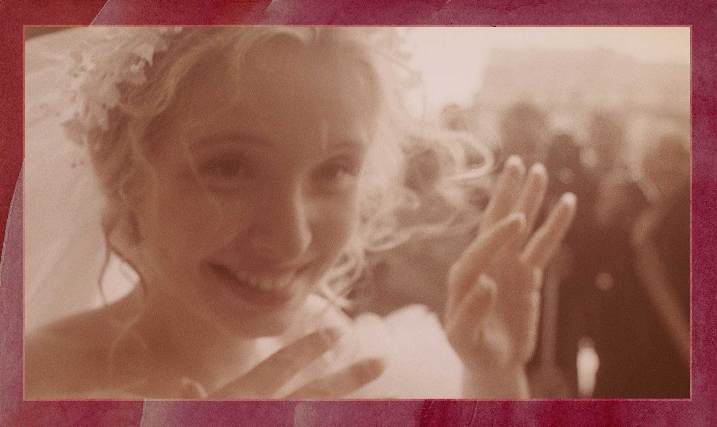 A still Image of Julie Delpy from Krzysztof Kieślowski 3 Colors trilogy.