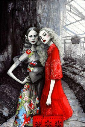Red Valentino Spring 2020