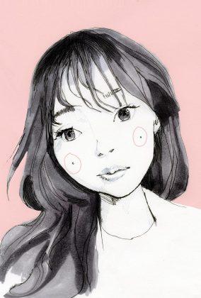 Nana Kato Study Sketch
