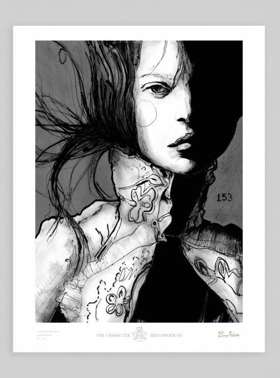 Character Sketchbook 153