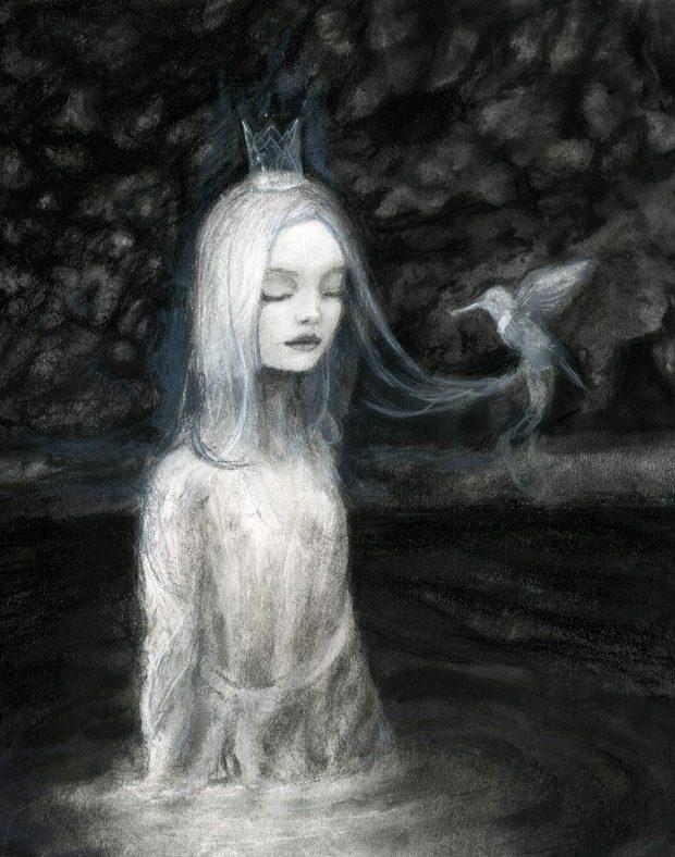 Camille's Midnight Stroll